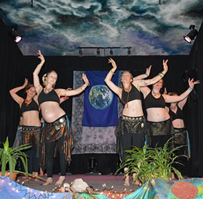 Tribal Belly Dance Fusion